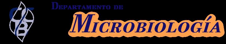 Departamento de Microbiología
